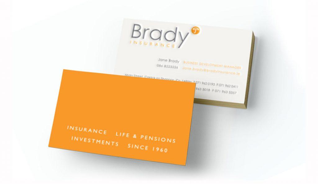 Brady Insurance Car